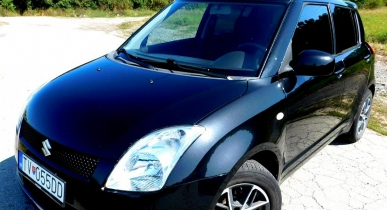 Suzuki Swift 1.3 GS 68kW