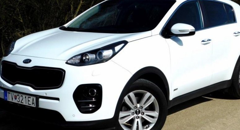 KIA Sportage 2.0CRDi 100kW 4WD AT Platinum