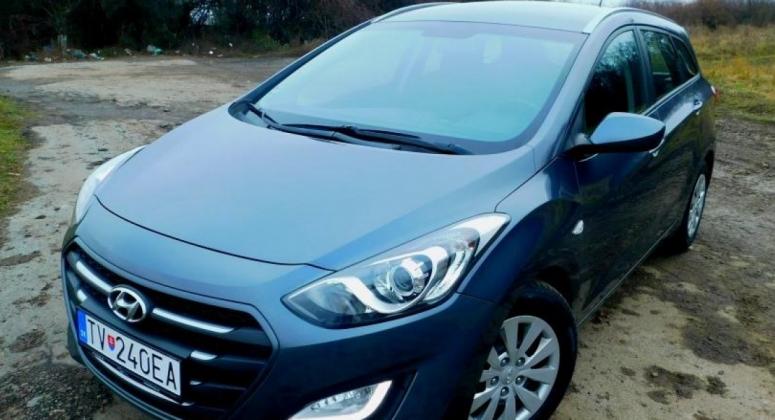 Hyundai i30 CW 1.6CRDi 81kW Fleet