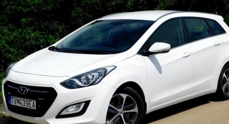 Hyundai i30CW 1.6CRDi 81kW YES!