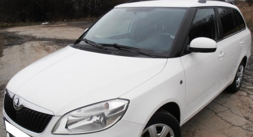 Škoda Fabia Combi II 1.6TDI 66kW Ambiente ESP