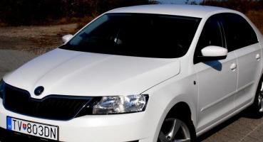 Škoda Rapid 1.6 TDI Elegance 77kW