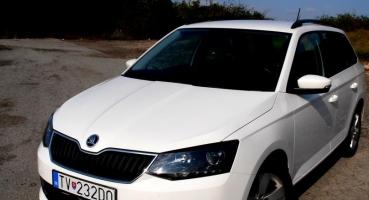 Škoda Fabia CombiIII 1.2TSI 81kW AmbitionPLUS