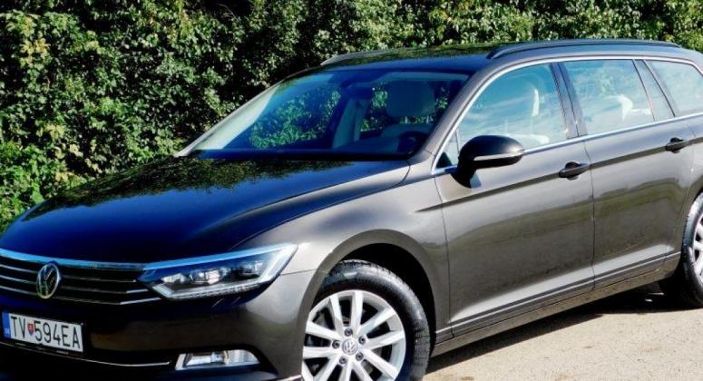 VW Passat Variant 2.0TDI 110kW Comfortline DSG Business