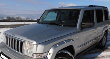JEEP COMMANDER 3.0 CRD V6 LIMITED A/T