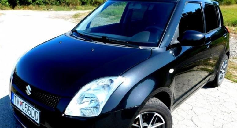 Suzuki Swift 1.3 GS 68kW