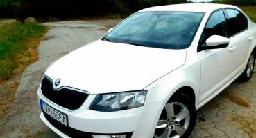 Škoda Octavia 1.6TDI 81kW Ambition+NAVI