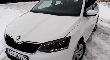 Škoda Fabia Combi III 1.4TDI Ambition 66kW