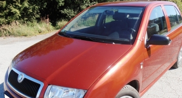 Škoda Fabia 1.4 MPi 44kW Classic