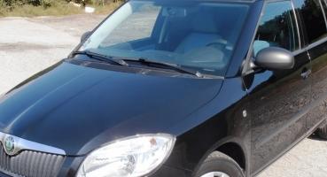 Škoda Fabia 1.2HTP 44kW Classic+Clima