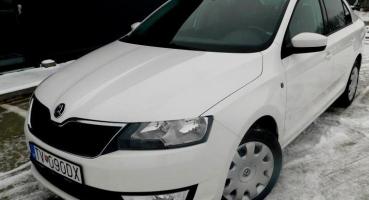 Škoda Rapid 1.6TDi 77kW Elegance