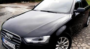 Audi A4 2.0 TDI 105kW automat