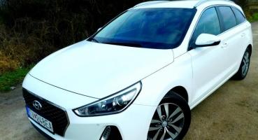 Hyundai i30 CW 1.6CRDi 81kW Family