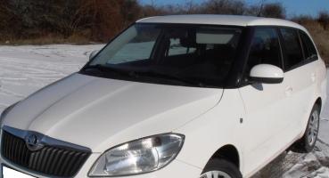 Škoda Fabia Combi II 1.6TDi 55kW Ambiente-ESP