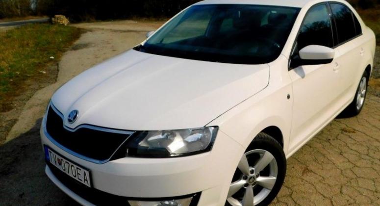 Škoda Rapid 1.6TDi 66kW Ambition