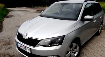 Škoda Fabia Combi III 1.4 TDI 77kW Ambition