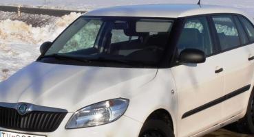 Škoda Fabia Combi II 1.2 TSI 63kW Active - ODPOČET DPH