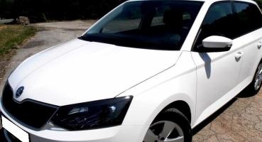 Škoda Fabia Combi III 1.2 TSI Ambition PLUS