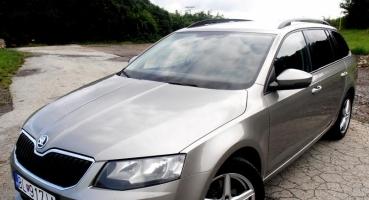 Škoda Octavia Combi III 1.6 TDI Elegance