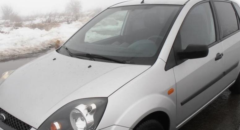 Ford Fiesta 1.25i Duratec Comfort Klimatizácia