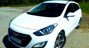 Hyundai i30 CW 1.6CRDi 81kW YES!