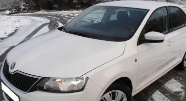 Škoda Rapid 1.6 TDI 77 kW Elegance