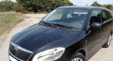 Škoda Fabia Combi 1.2 HTP Ambiente