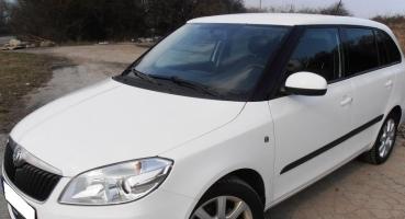 Škoda Fabia Combi II 1.2 TSI Active Sport